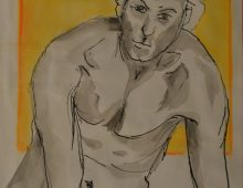 Encre portrait 1