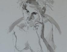 Encre portrait 8