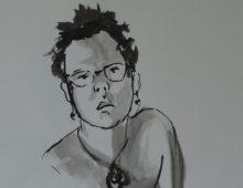 Encre portrait 15